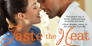 Taste the Heat Rachel Harris Review
