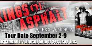 Kings of Asphalt Alexx Andria Blog Tour