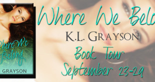 where we belong kl grayson