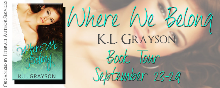 Blog Tour for Where We Belong by KL Grayson