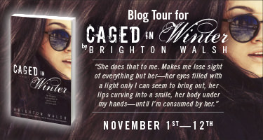Brighton Walsh Caged in Winter Blog Tour