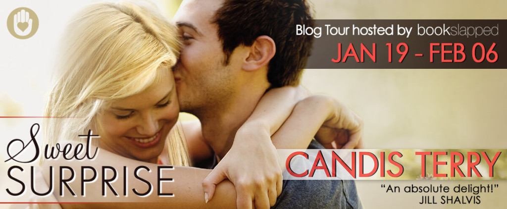 Sweet Surprise Candis Terry Blog Tour