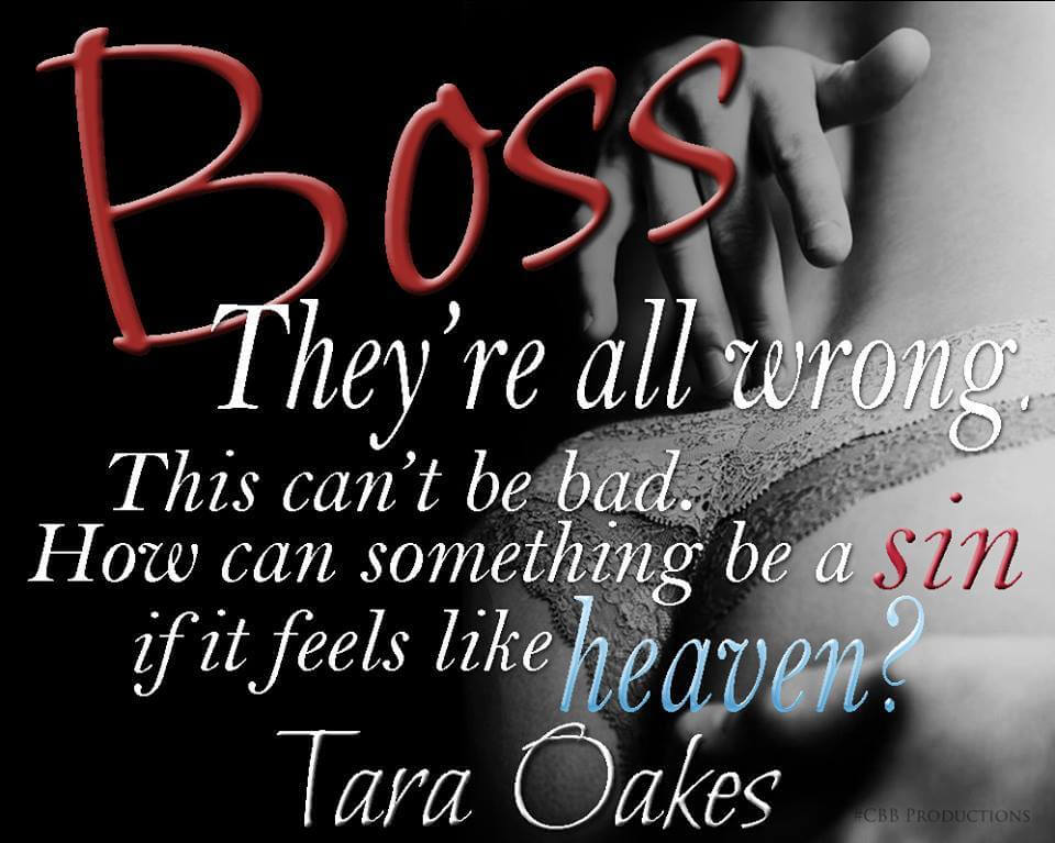Boss by Tara Oakes