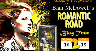 Romantic Road Blair McDowell