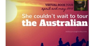 The Australian Lesley Young Blog Tour