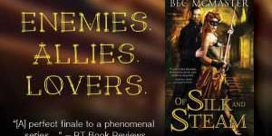 Of Silk and Steam Bec McMaster Blog Tour