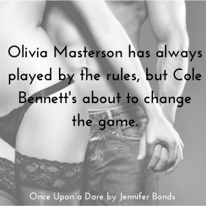 Once Upon a Dare Jennifer Bonds Teaser