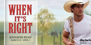 When It's Right Jennifer Ryan