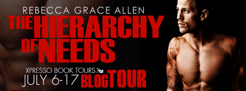 Heirarchy of Needs by Rebecca Grace Allen Tour