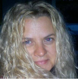 Author Charity Parkerson