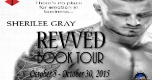 Revved Sherilee Gray Blog Tour