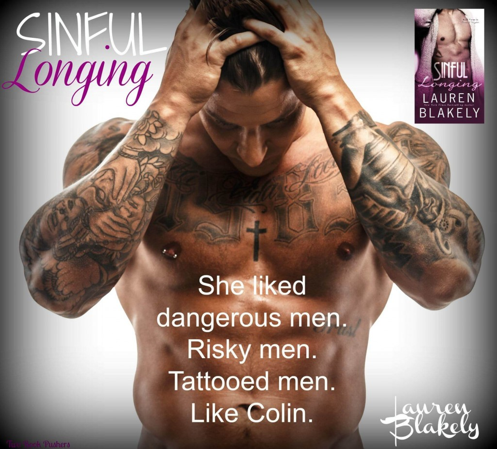 Sinful Longing Lauren Blakely