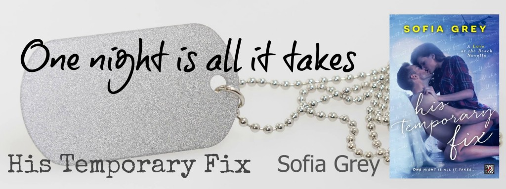 His Temporary Fix Sofia Grey