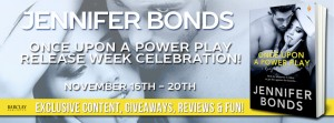 Once Upon a Power Play by Jennifer Bonds