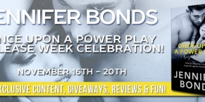 Once Upon a Power Play Jennifer Bonds