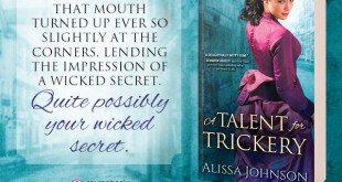 Talent For Trickery Alissa Johnson