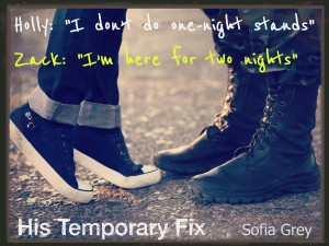 His Temporary Fix Sofia Grey Teaser