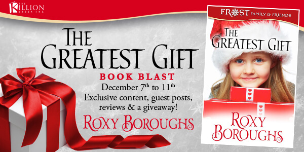 The Greatest Gift Roxy Boroughs