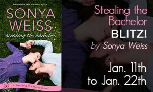 Stealing the Bachelor by Sonya Weiss on Pretty Sassy Cool
