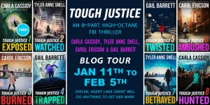 The Tough Justice Series on Pretty Sassy Cool