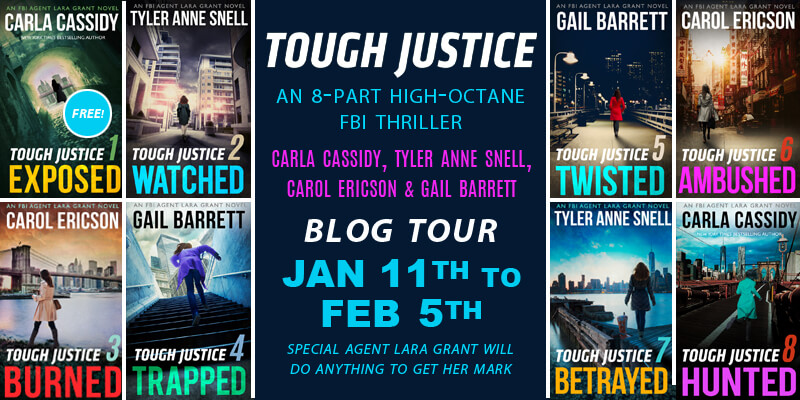 Tough Justice Blog Tour
