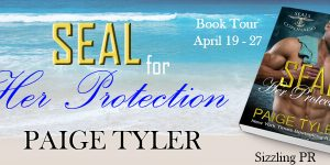 SEAL for Her Protection by Paige Tyler Book Tour