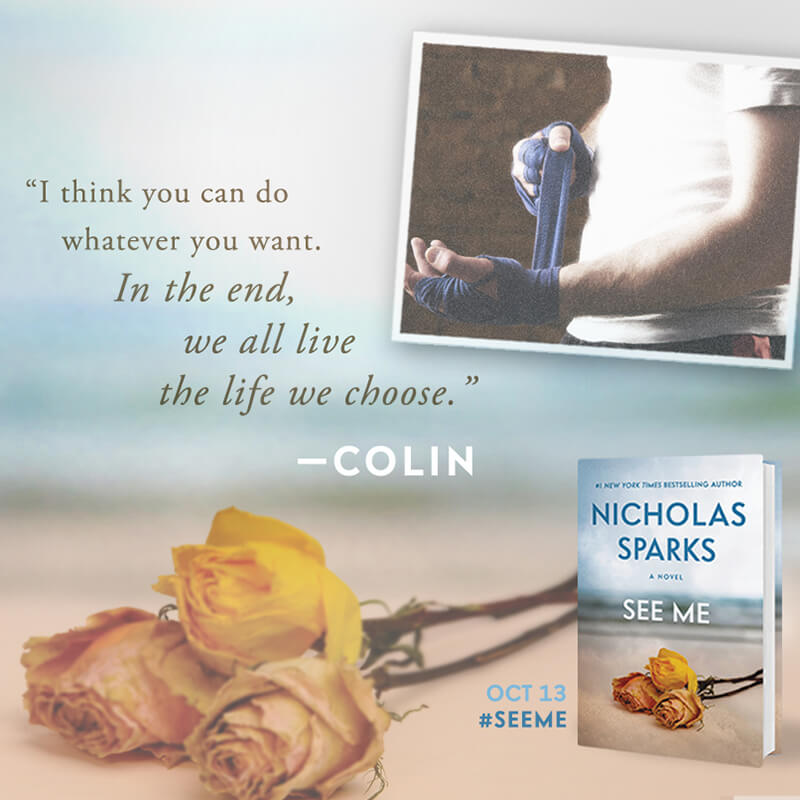 See Me Colin Nicholas Sparks