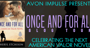 Once and For All Cheryl Etchison