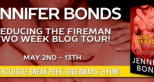 Seducing the Fireman by Jennifer Bonds