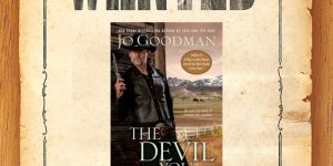 the devil you know wanted jo goodman