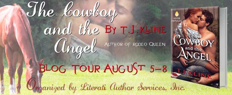 The Cowboy and the Angel by T.J. Kline