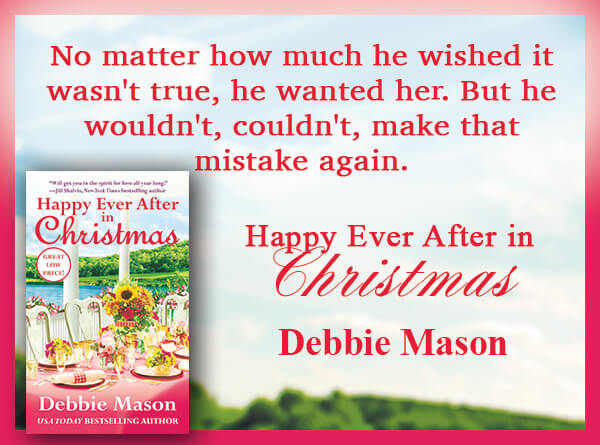 Debbie-Mason-Quote-Graphic for Happy Ever After in Christmas