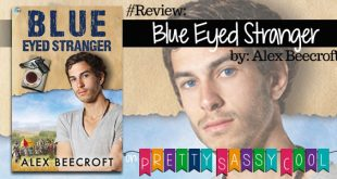 Blue Eyed Stranger Alex Beecroft