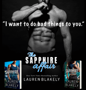 The Sapphire Affair  Lauren Blakely