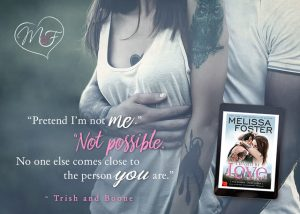 Chased by Love Melissa Foster Quote 4