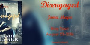 Disengaged Jamie Magee Blog Tour