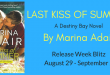 {Review} Last Kiss of Summer by Marina Adair (with Excerpt and Giveaway)