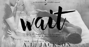 Wait A.L. Jackson Blog Tour