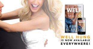Well Hung Lauren Blakely Blog Tour