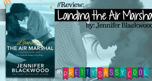 Landing the Air Marshal Jennifer Blackwood