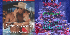 A Christmas Seduction Daire St Denis