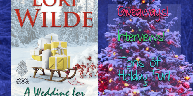 countdown to christmas with lori wilde author of a wedding for christmas pretty sassy cool