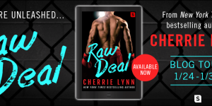 Raw Deal Tour Banner