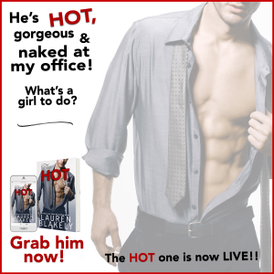 The Hot One Lauren Blakely teaser