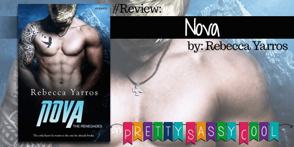 {Review} Nova by Rebecca Yarros