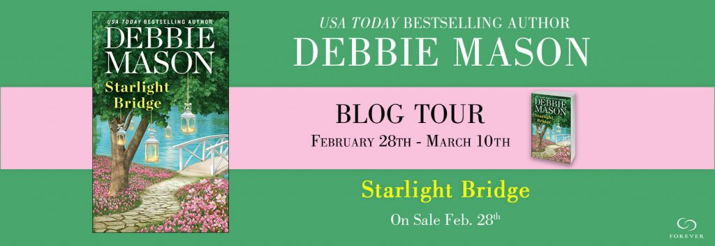 Starlight Bridge Debbie Mason Blog Tour Banner