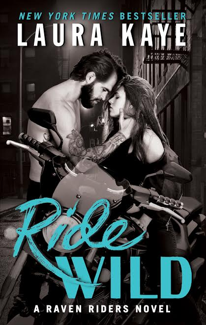 RIDE WILD Laura Kaye cover