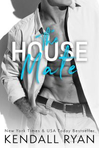 {Cover Reveal} The House Mate by Kendall Ryan