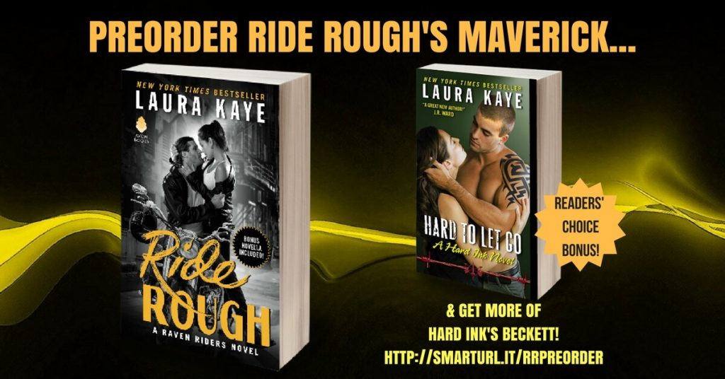 Preorder Ride Rough Laura Kaye