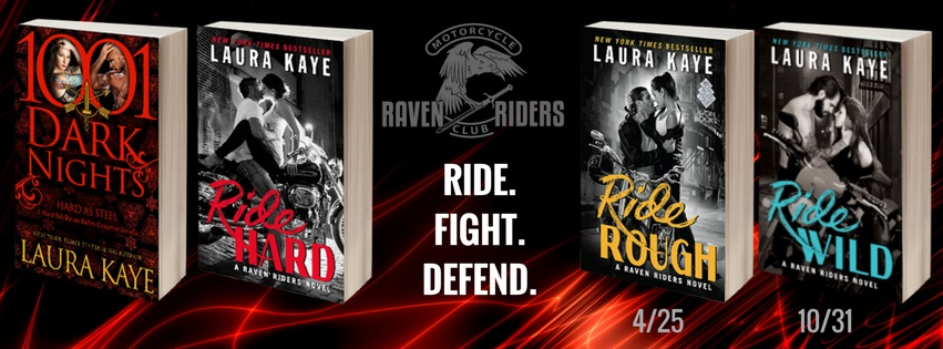 Raven Riders Series Banner